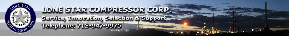 Lone Star Compressor Service, Innovation, Selection and Support