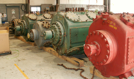 Surplus Compressor Equipment